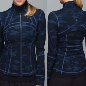 Lululemon Define Jacket  Heathered Texture Lotus C